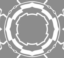 microchip motherboard technology line connection datentechnik electronics cool design robot cyborg energy pattern Sticker