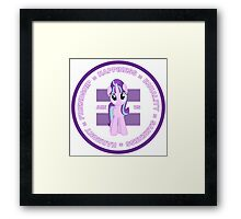 THE CIRCLE OF FRIENDSHIP - STARLIGHT STYLE Framed Print