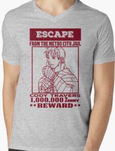 Cody Travers Mens V-Neck T-Shirt