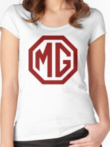 MG Women's Fitted Scoop T-Shirt