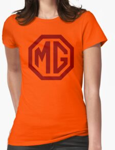 MG Womens Fitted T-Shirt