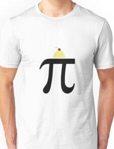 Pi Ice Cream Unisex T-Shirt