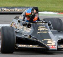 Lotus F1 - Type 79 - 1978/79  Sticker