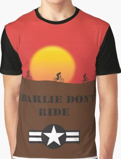 Charlie Surf's up! Graphic T-Shirt