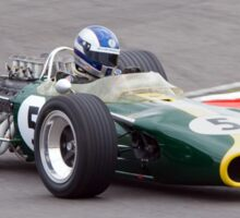 Lotus F1 - Type 49 - 1967/70  Sticker