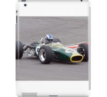 Lotus F1 - Type 49 - 1967/70  iPad Case/Skin