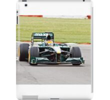 Lotus F1 - Type 127 - 2010  iPad Case/Skin