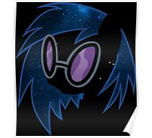 Vinyl Scratch Abstract 2 Poster