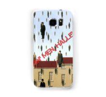 Magritte - Golconde Samsung Galaxy Case/Skin