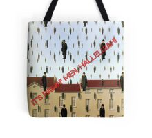 Magritte - Golconde Tote Bag