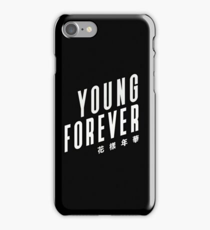 Bangtan Boys Young Forever  iPhone Case/Skin