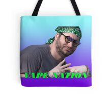 Vape Nation Tote Bag