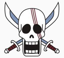shanks logo One Piece - Short Sleeve