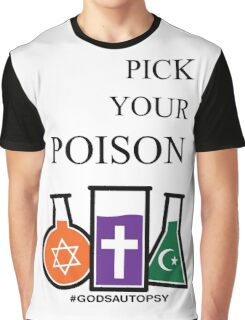 Pick Your Poison Graphic T-Shirt