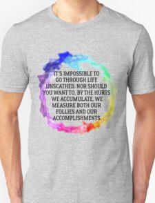 Follies And Accomplishments Unisex T-Shirt