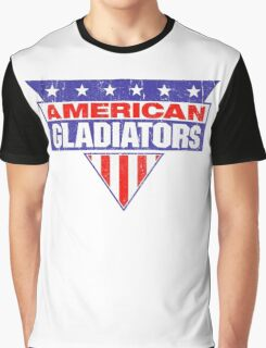 American Gladiators Graphic T-Shirt