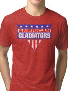 American Gladiators Tri-blend T-Shirt