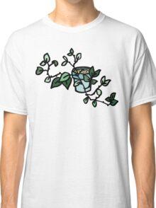 Domestic plant in a pot. Classic T-Shirt