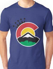 CO Crown Unisex T-Shirt