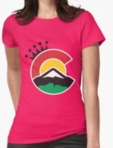 CO Crown Womens Fitted T-Shirt