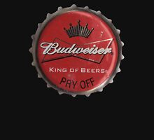 BUDWEISER BOTTLE CAP Unisex T-Shirt