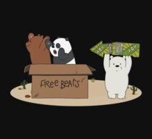 Free Bears! Kids Tee