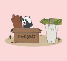 Free Bears! One Piece - Long Sleeve