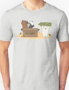 Free Bears! Unisex T-Shirt