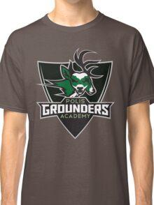 Polis Academy Grounders Shield Classic T-Shirt