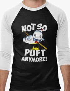 Not So Puft Anymore! Men's Baseball ¾ T-Shirt