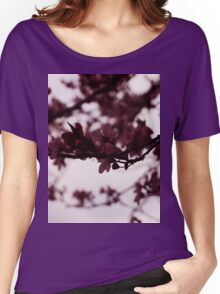 Japanese Cherry Tree Women's Relaxed Fit T-Shirt