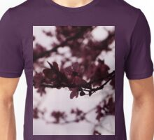 Japanese Cherry Tree Unisex T-Shirt