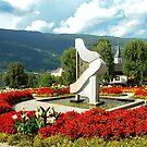 Ossiach - Austria by Arie Koene