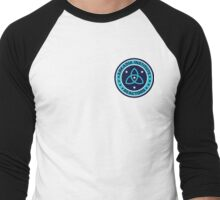 Arkadia Institute Reactors Men's Baseball ¾ T-Shirt