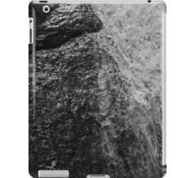 Water Shaping Rock iPad Case/Skin