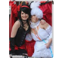 Doll and Beast  iPad Case/Skin