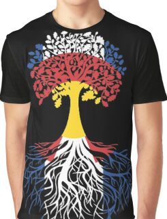 CO Life Tree Graphic T-Shirt