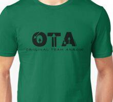 Original Team Arrow - Oliver, Felicity, Diggle Unisex T-Shirt