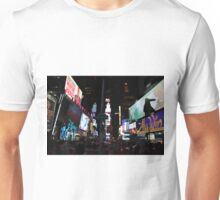 Times Square NYC Unisex T-Shirt