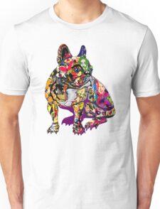 Graffiti dog Unisex T-Shirt