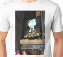 NYC Finding Neverland Broadway Unisex T-Shirt
