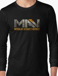 Distressed MAV Gear Long Sleeve T-Shirt