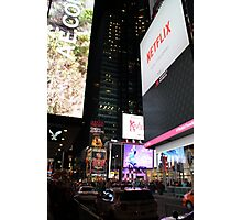 NYC Times Square  Photographic Print