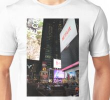 NYC Times Square  Unisex T-Shirt