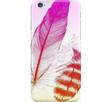 Warm Feathers iPhone Case/Skin