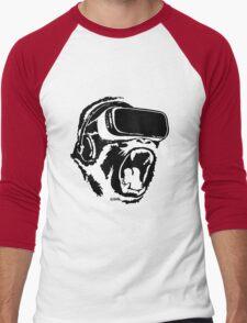 VR Gorilla Men's Baseball ¾ T-Shirt