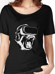 VR Gorilla Women's Relaxed Fit T-Shirt