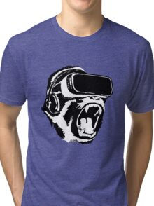 VR Gorilla Tri-blend T-Shirt