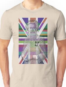 God Shave the Queen! Unisex T-Shirt