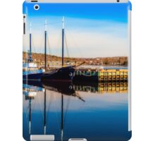 Boats at Bedford Waterfront iPad Case/Skin
